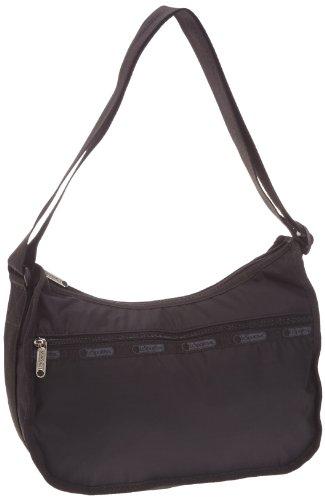 LeSportsac Classic Hobo Handbag, Black