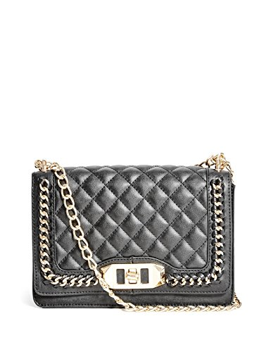 GUESS Women's Gwen Quilted Shoulder Bag