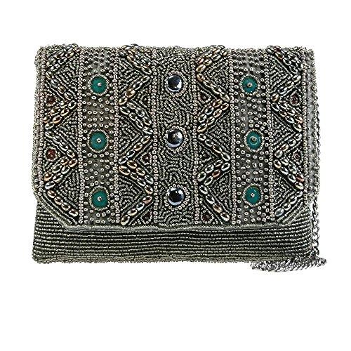 Mary Frances Ancient Path Mini Handbag