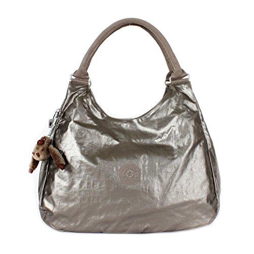 Kipling Bagsational, Metallic Pewter, One Size