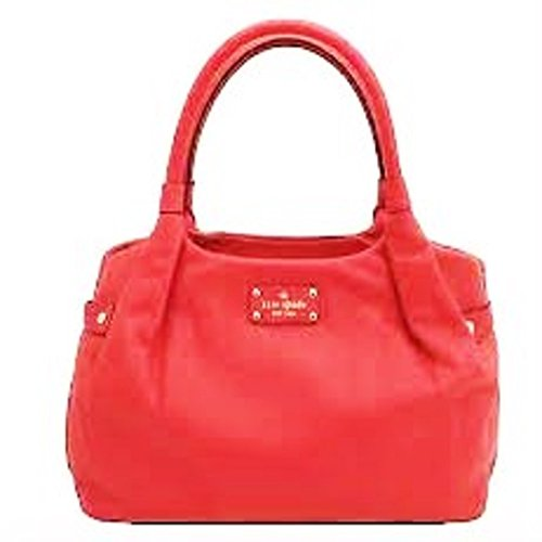 Kate Spade Berkshire Road Purse Tote Bag Shoulder Geranium WKRU1247
