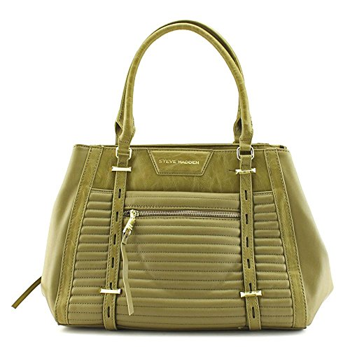 Steve Madden DO258725 Women Green Satchel NWT