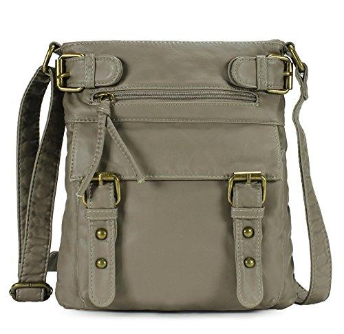Scarleton Belt Accent Crossbody Bag H1929