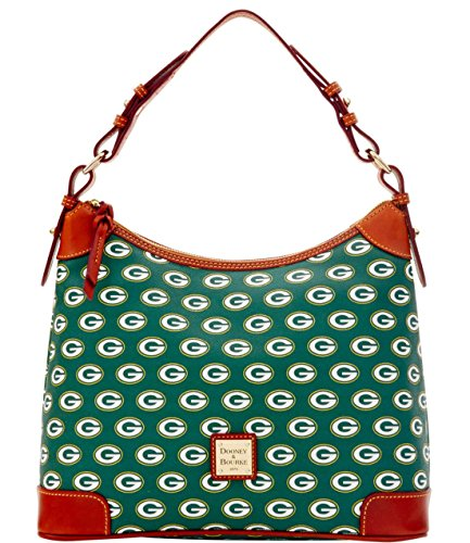 Dooney and Bourke Green Bay Packers Hobo Handbag