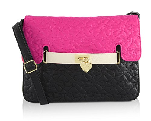 Betsey Johnson Women's Swagger Shoulder