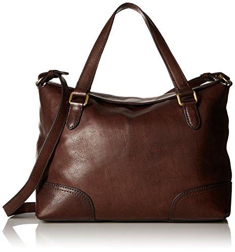 FRYE Claude Satchel Bag