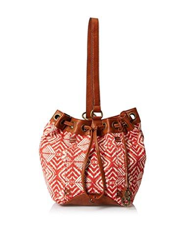 Lucky Brand Womens Bali Hai Sling Fabric Purse (Hibiscus)