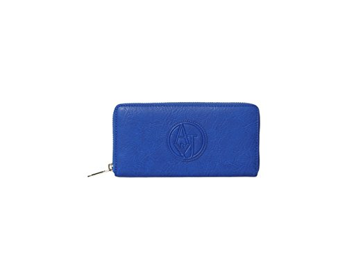 ARMANI JEANS Continental Zip Clutches Wallet for Women 05V66 R1 88