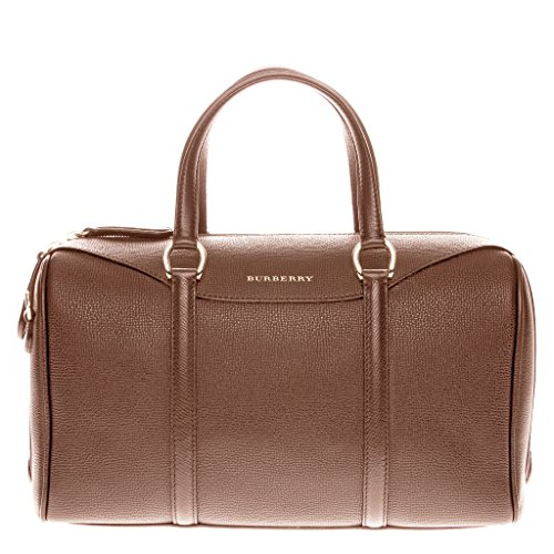 Burberry Women's Medium Alchester in Grainy Tan