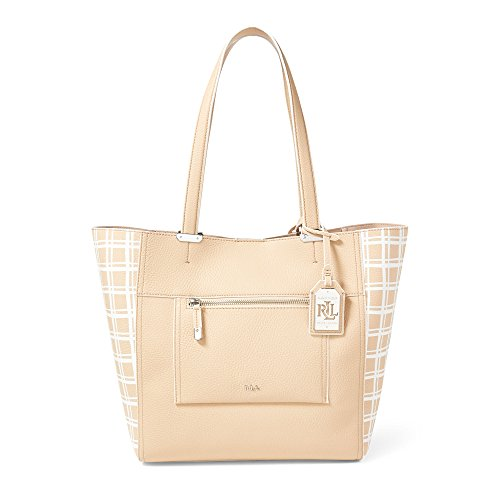 Lauren Ralph Lauren Paley Lauryn Bag-in-Bag Tote