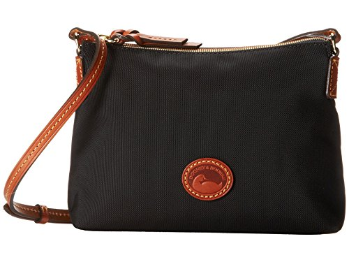 Dooney & Bourke Crossbody Pouchette Black