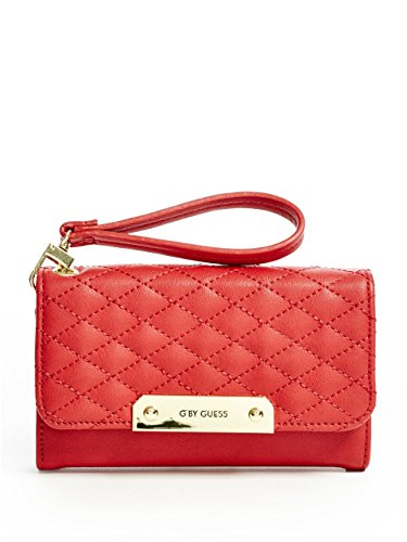 G by GUESS Women's Susannah Tech Wristlet