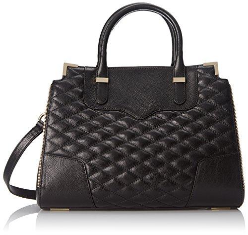 Rebecca Minkoff Quilted Amorous Satchel Handbag