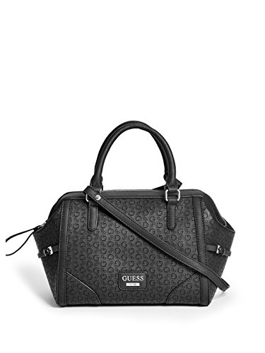 GUESS Women's Bridgewater Logo Box Satchel