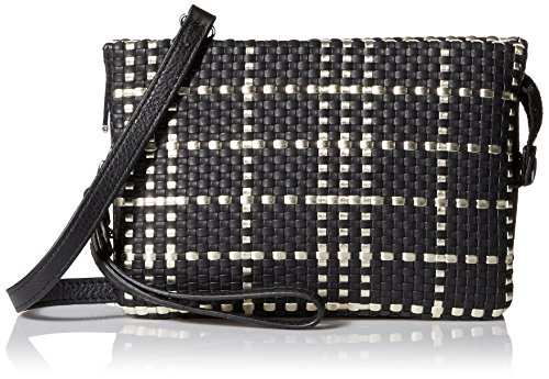 Vince Camuto Cami Convertible Crossbody Bag, Black/Black, One Size