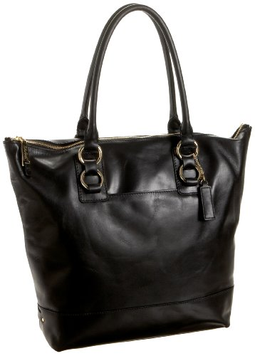Cole Haan Logan Tote,Black,one size