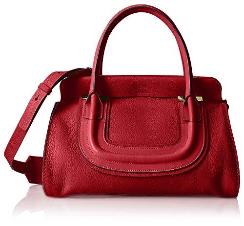 Chloé Women's Everston Handbag, Acerola