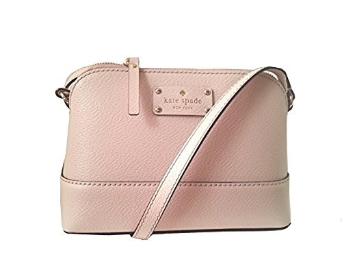 Kate Spade New York Printed Hanna Crossbody Shoulder Bag Pink