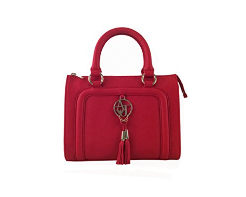ARMANI JEANS Women's Top-Handle Bag Red 0522BA364