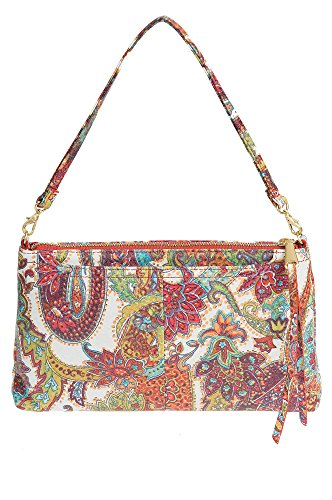 Hobo Darcy Patterned Leather Crossbody Handbag