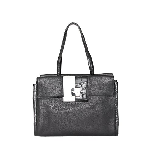 Isaac Mizrahi Beatrice Leather Satchel