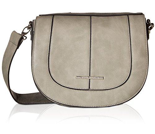 Steve Madden Women's Bdanner Top Flap Saddle Bag