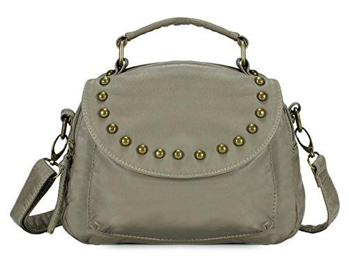 Scarleton Chic Studded Crossbody Bag H1930