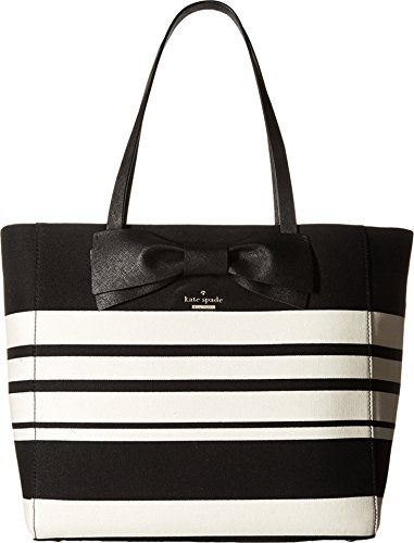 Kate Spade Women's Clement Street Stripe Blair Fabric Top-Handle Tote