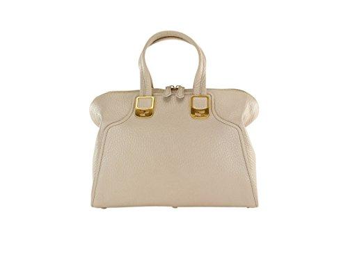 Fendi Womens Chameleon Shoulder Bag – Pink Leather
