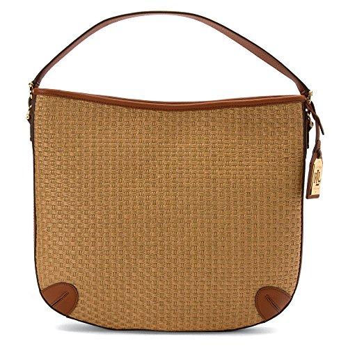 LAUREN Ralph Lauren Women's Clifton Heidy Hobo Handbag