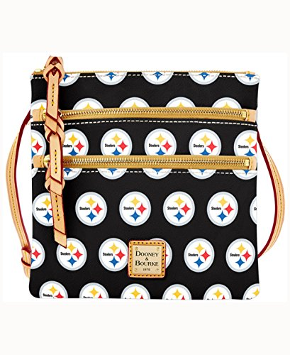 Dooney & Bourke Pittsburgh Steelers Triple