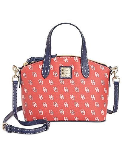 Dooney & Bourke Gretta Mini Satchel Red
