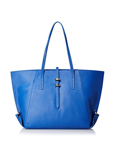 Zac Zac Posen Women's Eartha Riso Mini Shopper, Cobalt