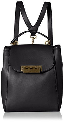 ZAC Zac Posen Women's Eartha Iconic Back pack, Black