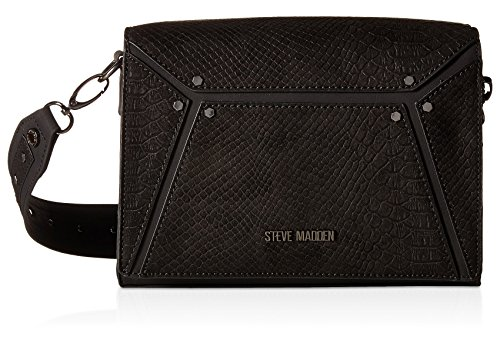 Steve Madden Women's Bripley Camera Flap Crossbody