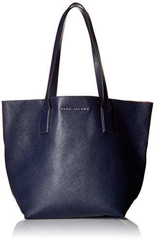 Marc Jacobs Wingman Shopping Bag, Midnight Blue/Multi