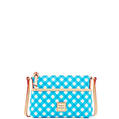 Dooney & Bourke Gingham Ginger Crossbody