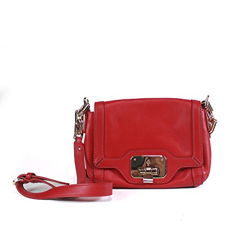 Cole Haan Vintage Valise Marisa Crossbody Bag, Lantern Red