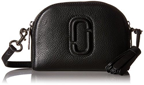 Marc Jacobs Small Shutter Camera Bag, Black