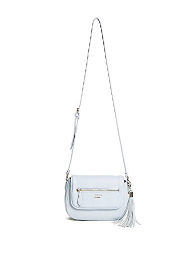 GUESS Women's Quinn Saddle Crossbody