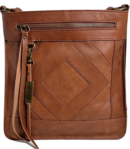 Lucky Brand Baldwin Leather Crossbody Bag