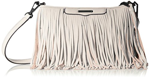Rebecca Minkoff Finn Cross Body, Putty, One Size