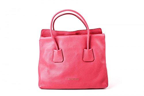 Burberry Women's Grainy Leather Medium Baynard Pink Tote Handbag