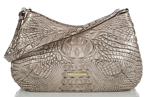 Brahmin Cayson Ravine Melourne Leather Shoulder Bag