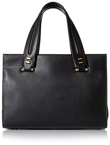Time's Arrow Women's Rampling Medium Satchel, Onyx