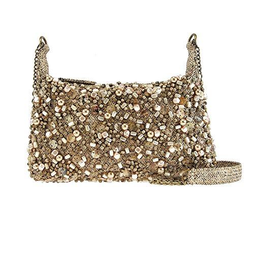 Mary Frances Highlights Mini Handbag
