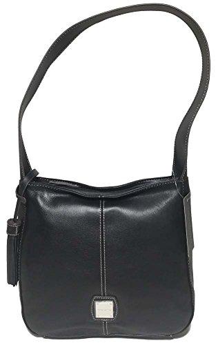 Tignanello Venice Bucket Bag, Black T53210