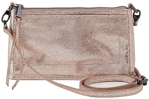 Hobo Handbags Cadence Crossbody Bag – Platinum Exotic