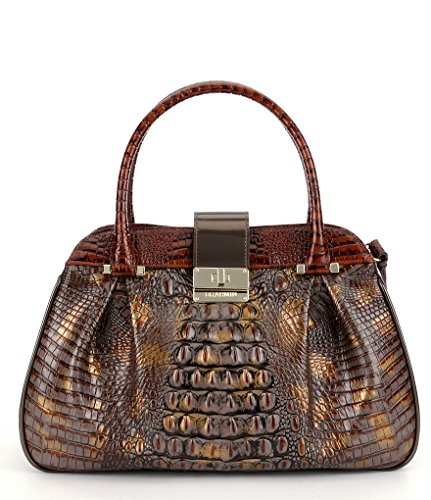 Brahmin Durham Collection Laura Satchel