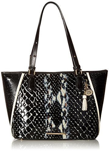 Brahmin Medium Asher, Black